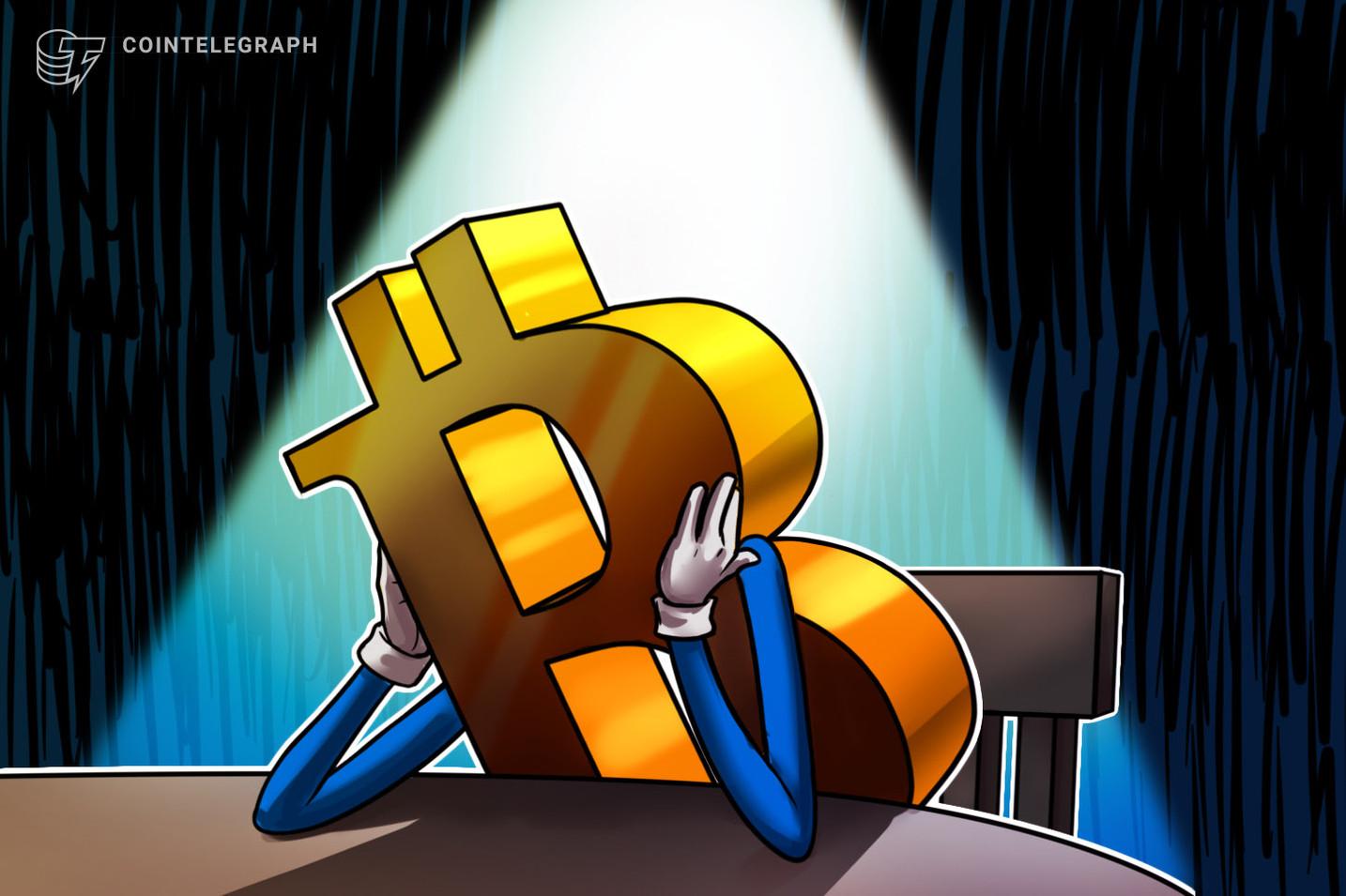 Veteran trader Peter Brandt sees Bitcoin crashing further after May's 50% drop