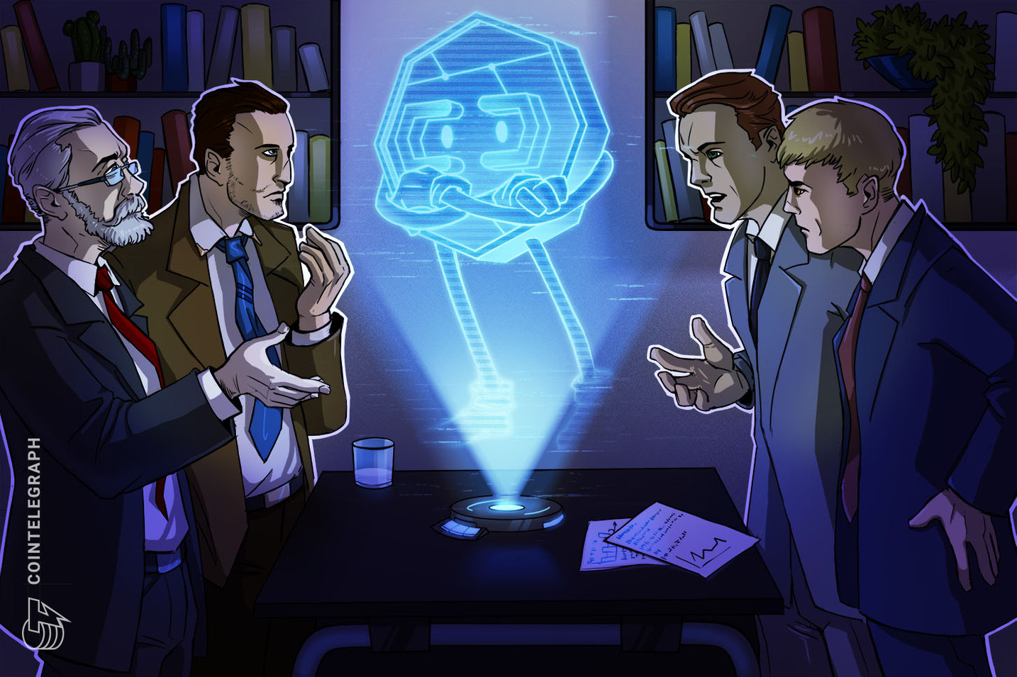 El banco central ruso es poco previsor con respecto a las criptomonedas, afirma un legislador