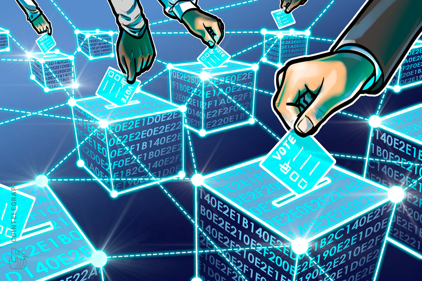 Kenyan electoral commission nominee clamors for blockchain voting