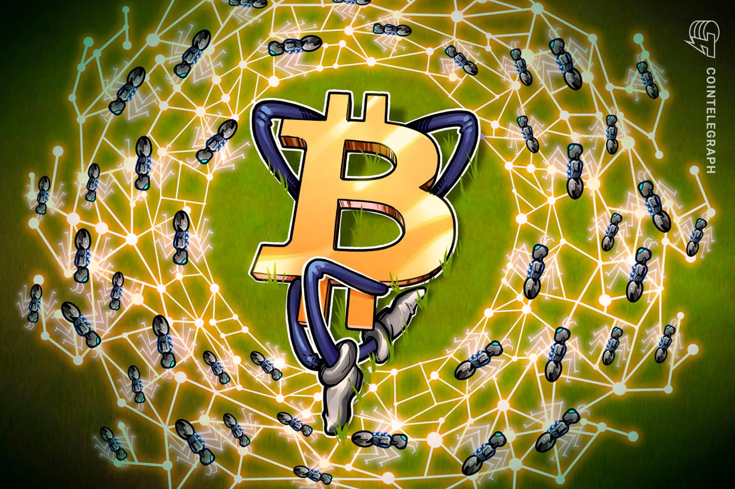 Bitcoin ağındaki düğüm (node) sayısı rekor kırdı