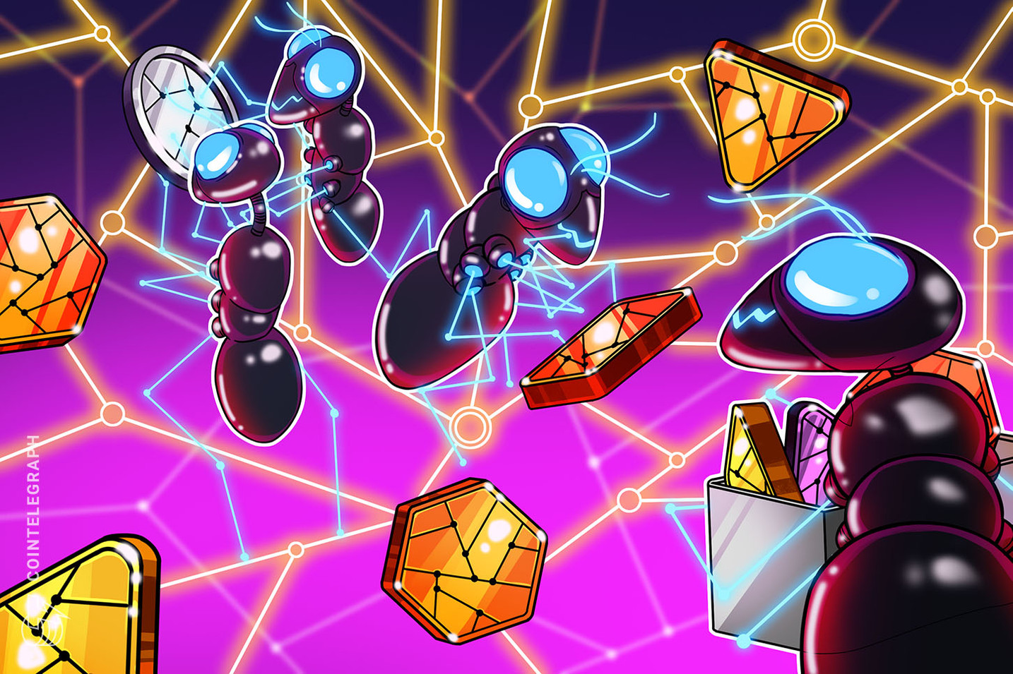 Nonfungible tokens soar even as Bitcoin price drops close to $32,000