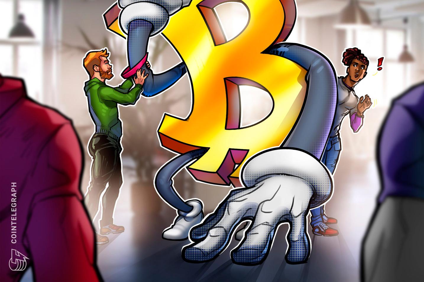 Bitcoin se aproxima de US$ 40k e acumulação se acelera entre 'baleias' e 'peixes'