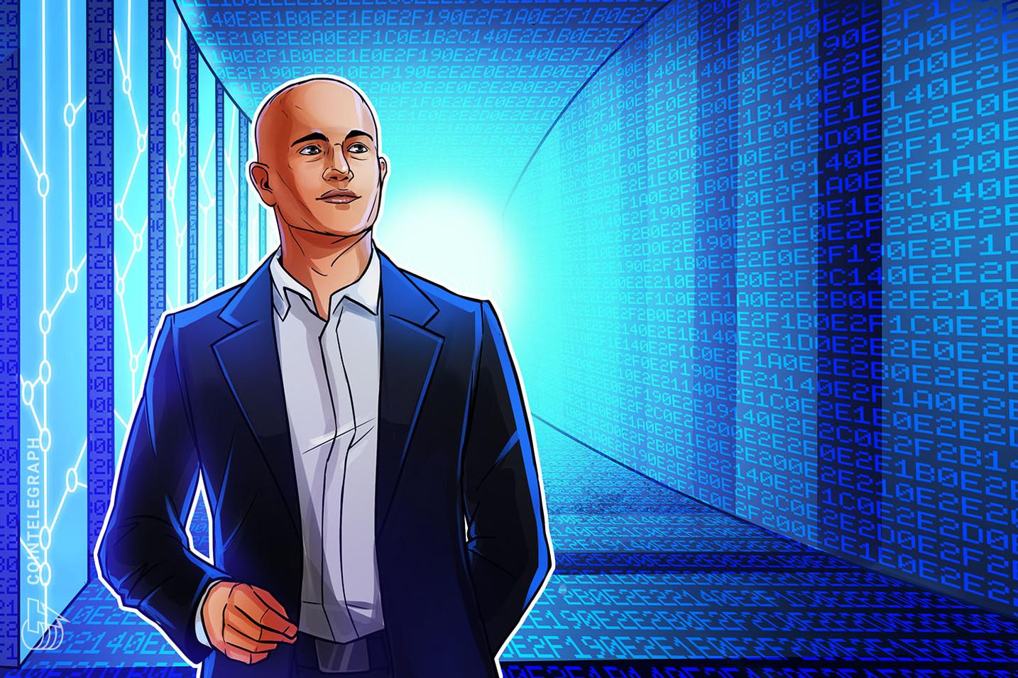 """""""Las criptomonedas ofrecen más libertad"""", replica el CEO de Coinbase al creador de DOGE"""