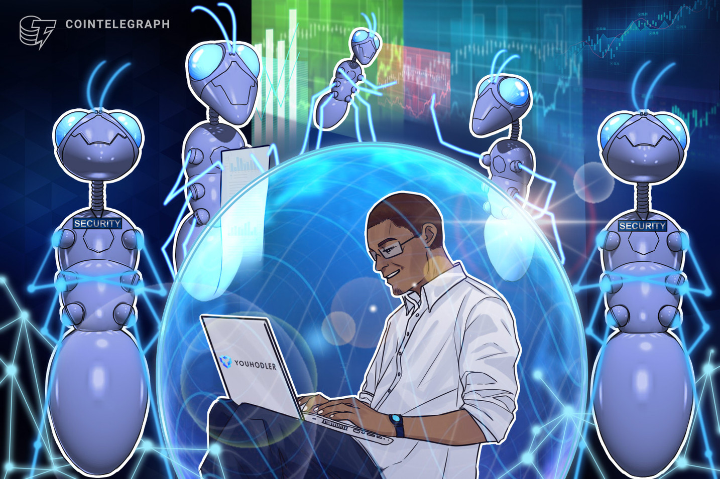 Blockchain platform offers security and accountability that DeFi cannot