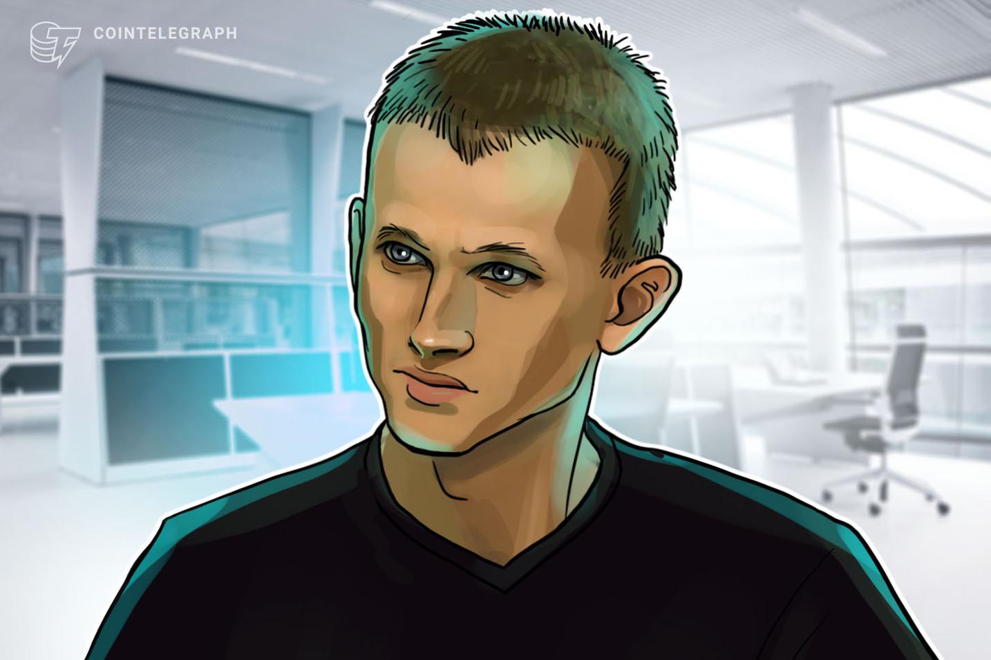 Ethereum debe innovar más allá de las DApps para los degens de DeFi, afirma Vitalik Buterin