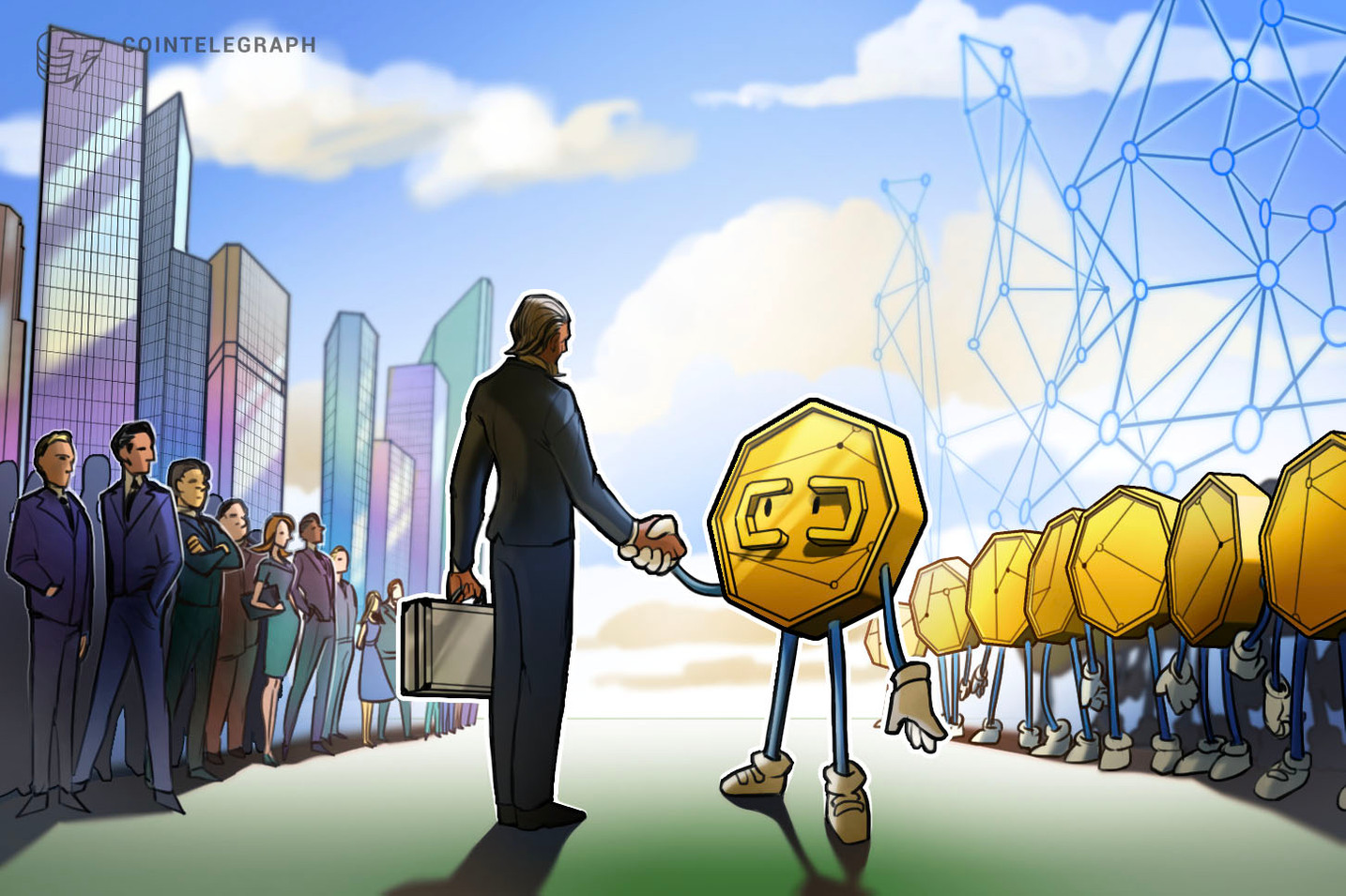 Vontobel's wealthy clients are interested in crypto, says CEO