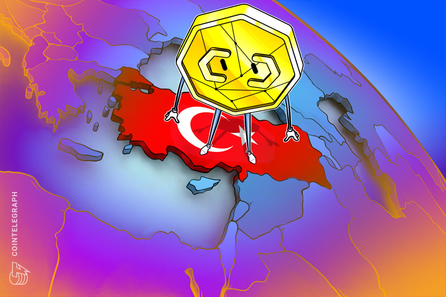 Crypto usage in Turkey increased elevenfold in a year, new survey shows
