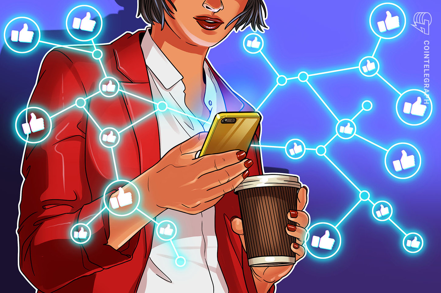 Blockchain can help publishers improve audience trust