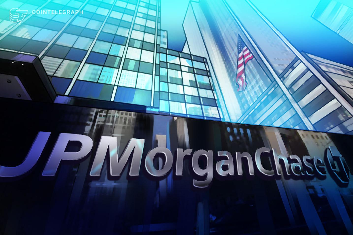 بنك جيه بي مورغان الأمريكي يريد توظيف المزيد من مواهب بلوكتشين