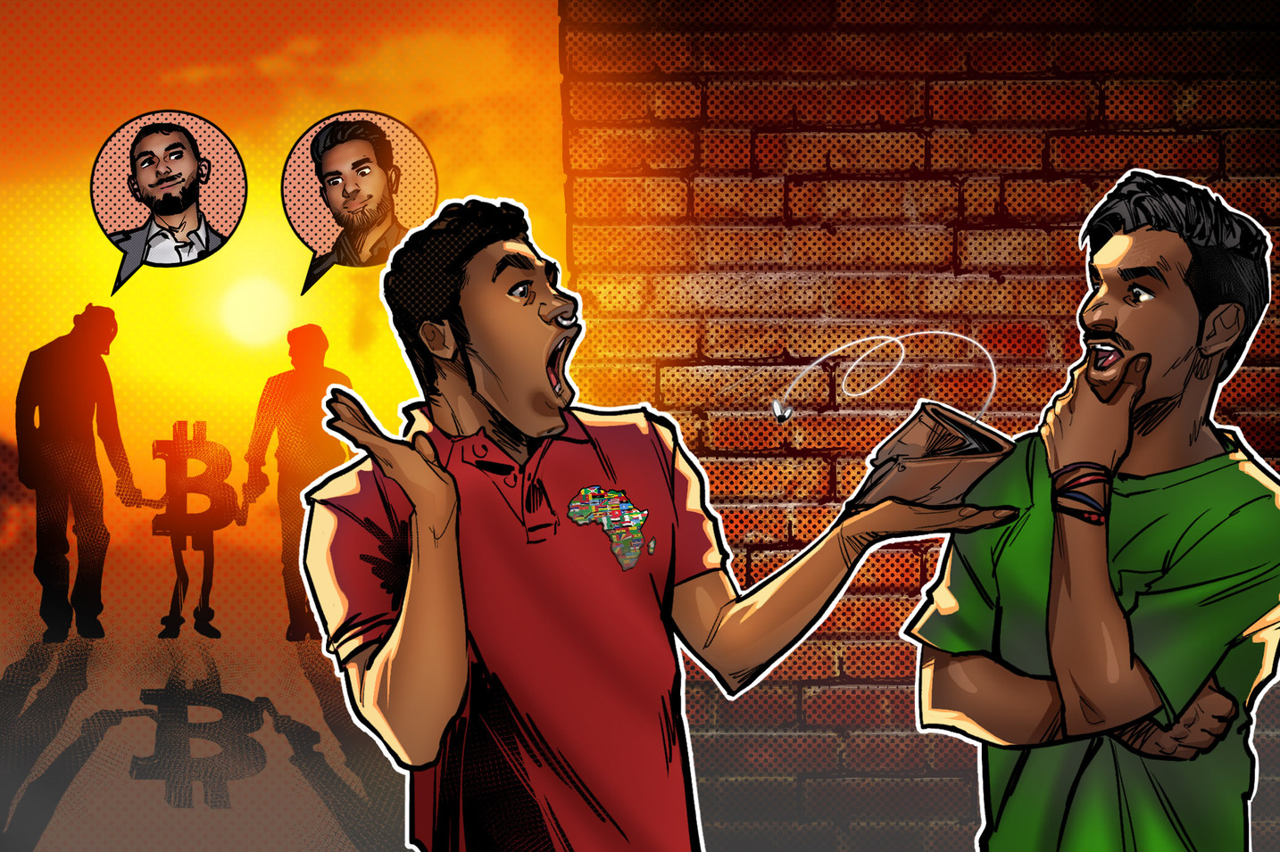 Africrypt turns sour on investors: Founders flee as court cases build up