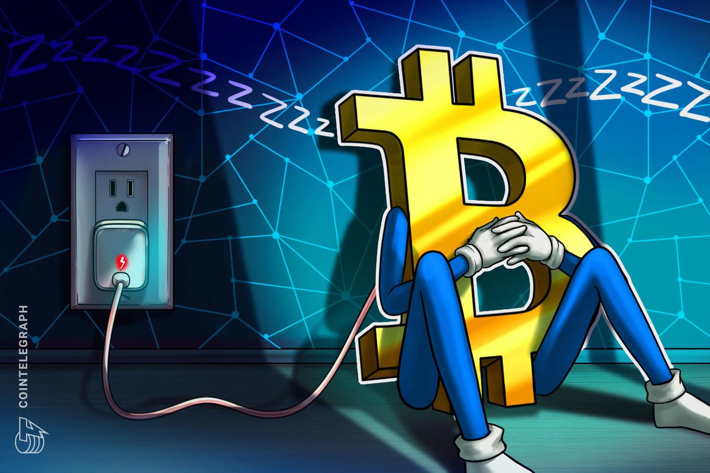 Verilere göre Bitcoin elektrik tüketimi yarı yarıya düştü