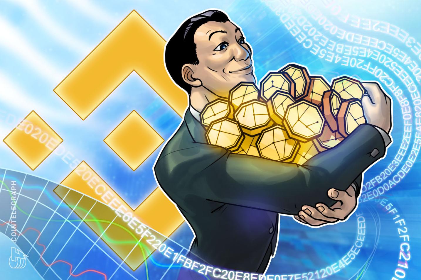 Binance Futures limitará el apalancamiento a 20x para los usuarios existentes