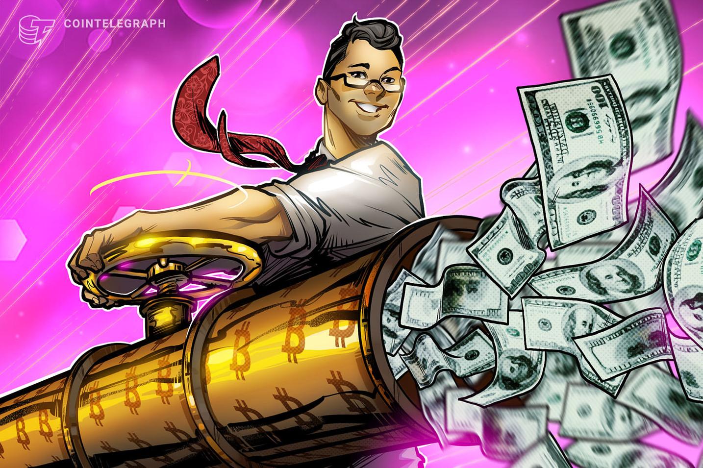 China está sacando dinero de EE.UU. con Bitcoin
