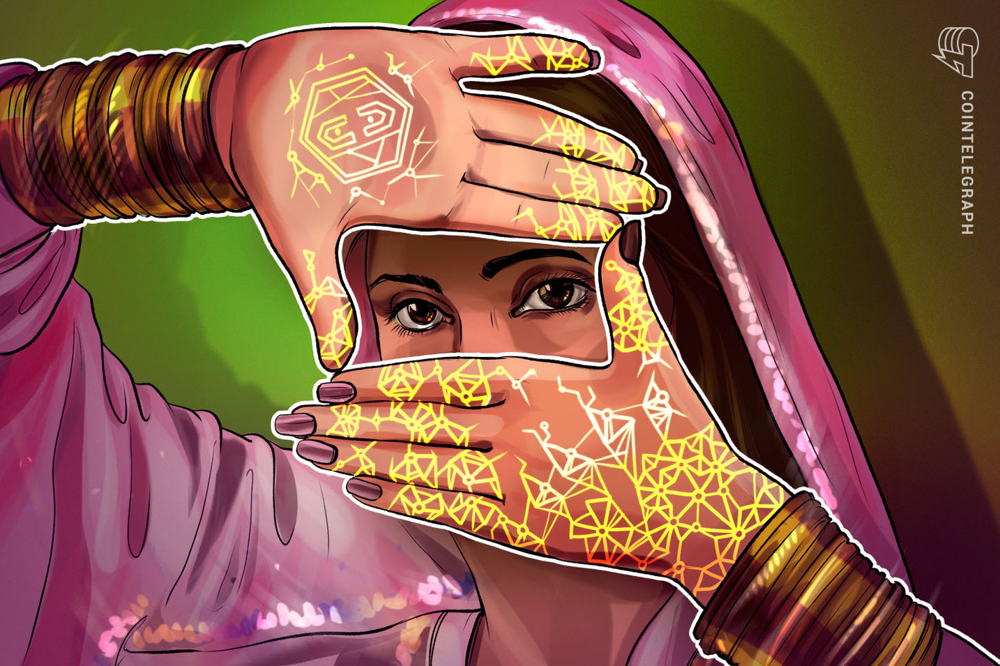 Women from small cities contribute to 65% of crypto sign ups in India