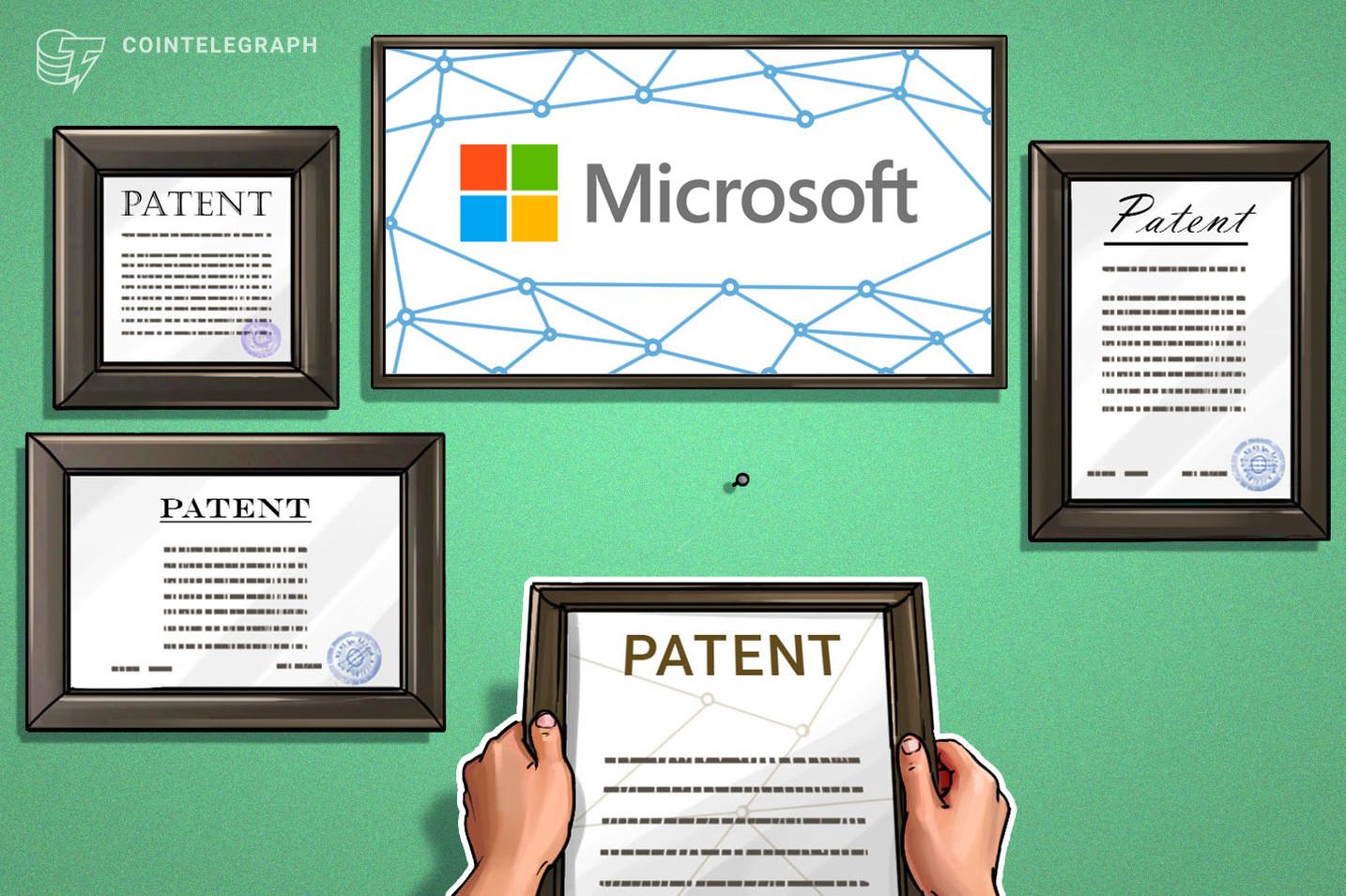 マイクロソフト、クロスチェーン関連の特許を取得