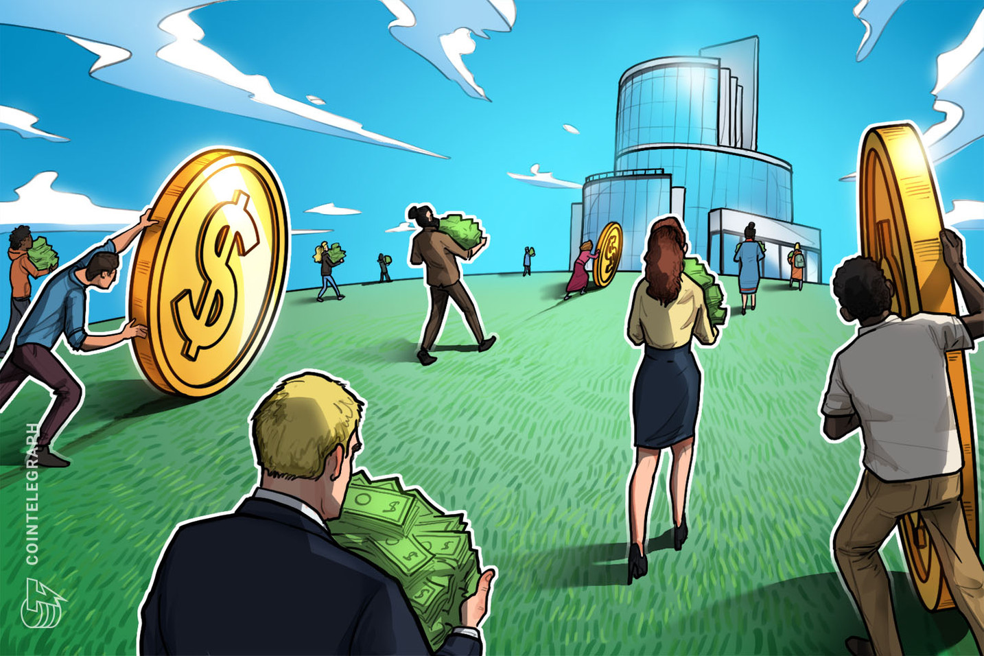 Minority communities are investing in crypto to escape financial discrimination
