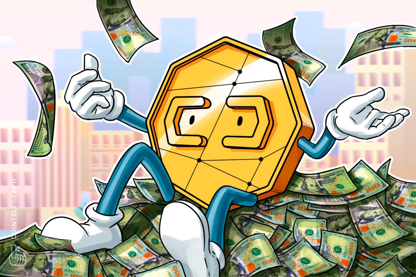 5G blockchain network raises $111M in Andreessen-led token sale