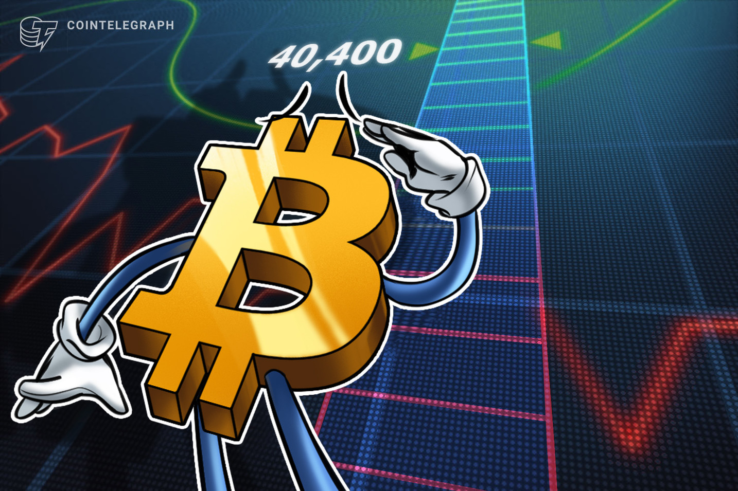 Analysts identify $40K as the make-or-break level for Bitcoin price