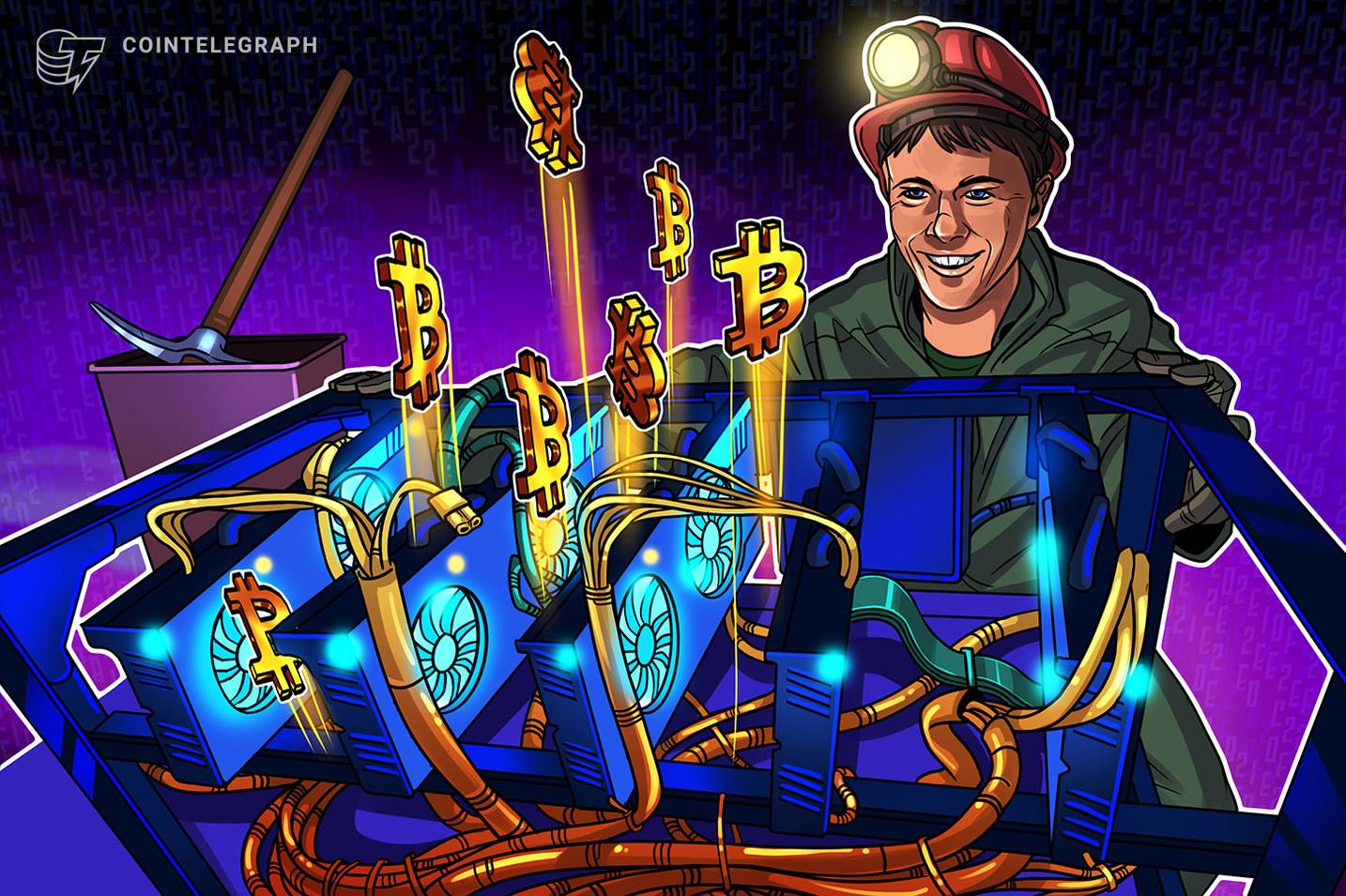 ビットコインの上昇傾向を的中させてきたマイニング指標が点灯