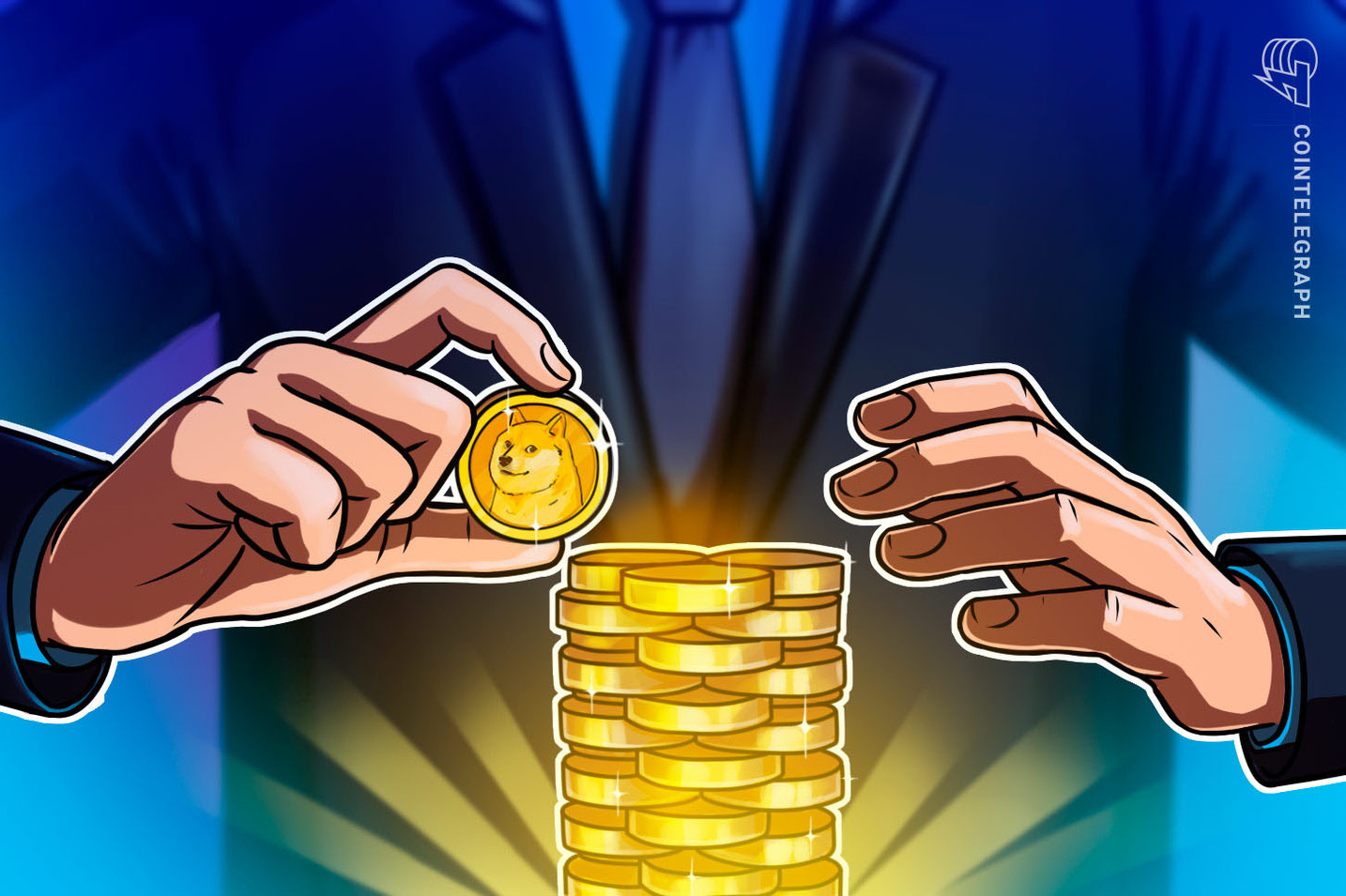 Wen Dogecoin moon? On-chain data and trading volumes suggest soon