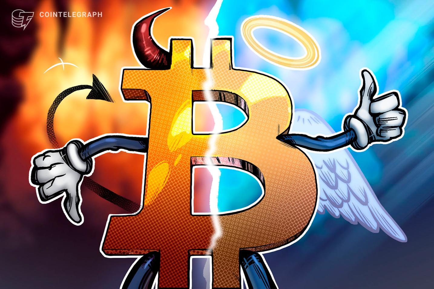simbolo di bitcoin per il trading)