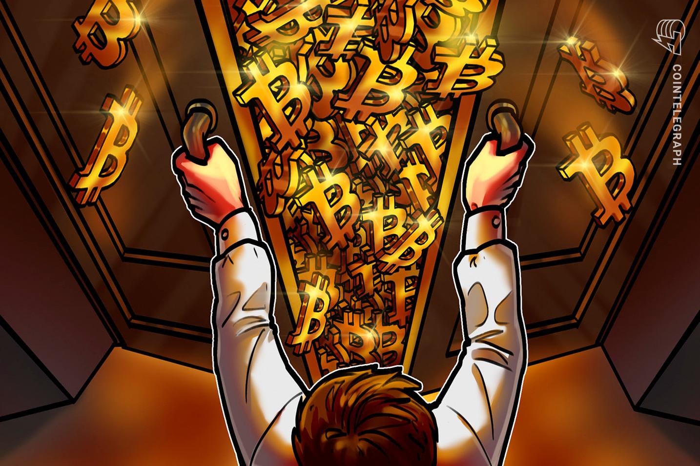 El indicador de 'vender el repunte' de Bitcoin vuelve a parpadear cuando su precio se quiebra por debajo de los USD 45,000