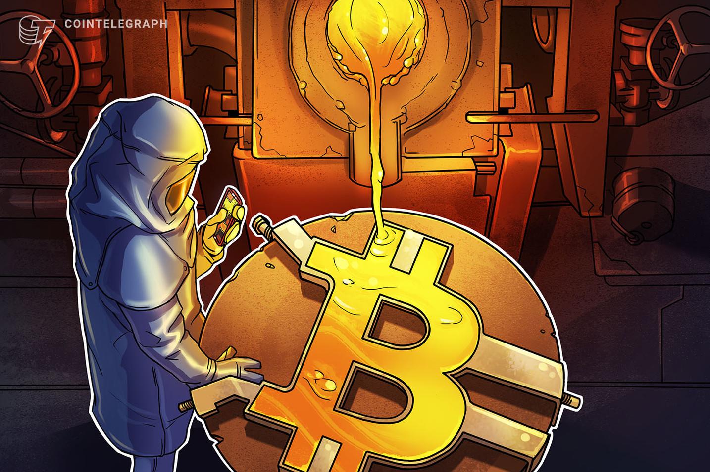 Goldmarkt bricht ein: Bitcoin zeigt Stärke