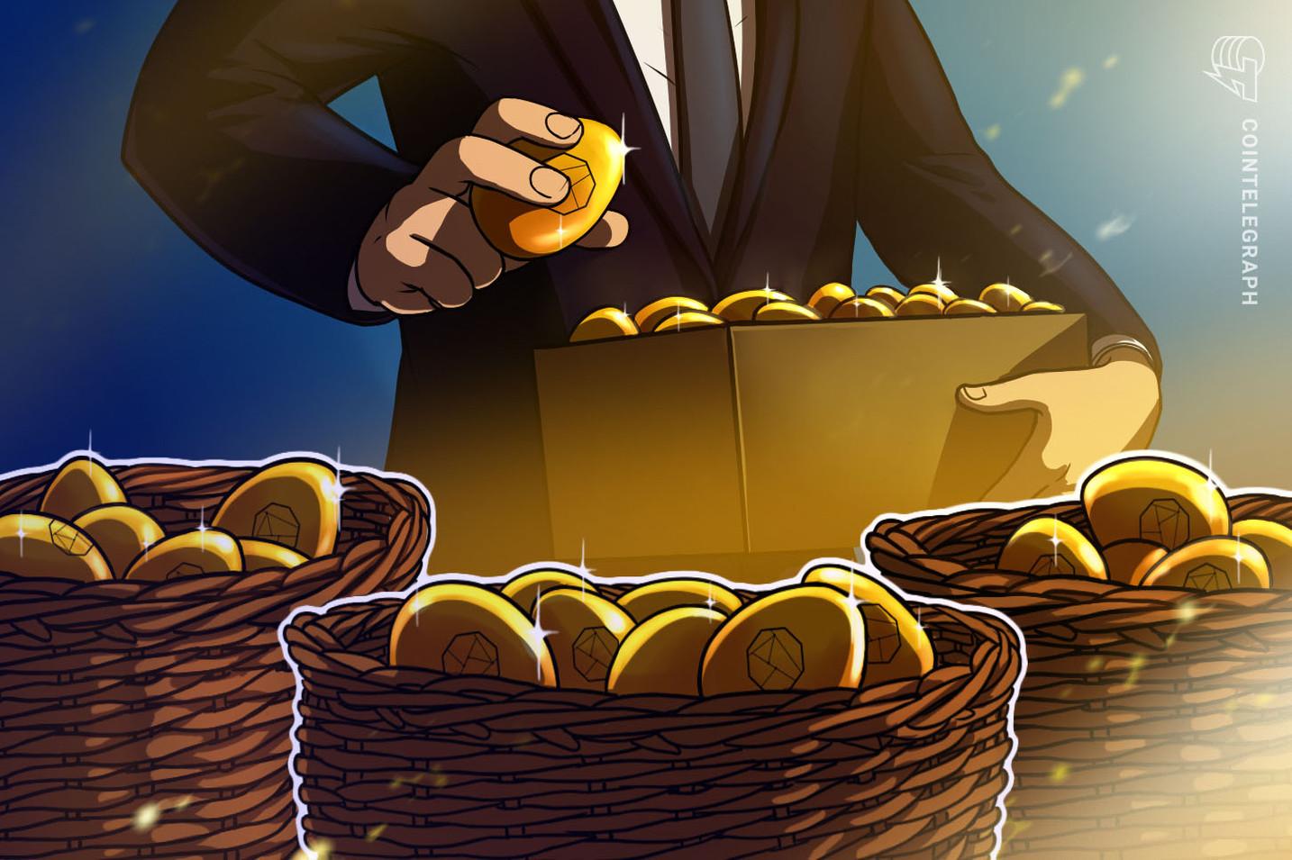 ETFs da BlackRock detém US$ 384 milhões em ações de empresas de mineração de Bitcoin