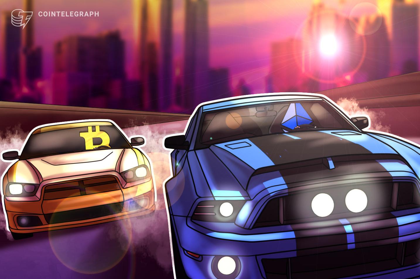Le soluzioni Layer-2 di Ethereum elaborano più transazioni di tutto Bitcoin