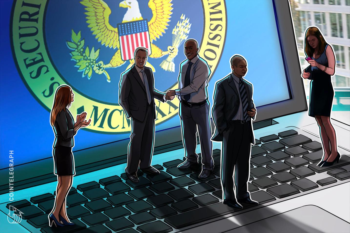 El presidente de la SEC insiste en que las empresas de criptomonedas deben conversar con la agencia