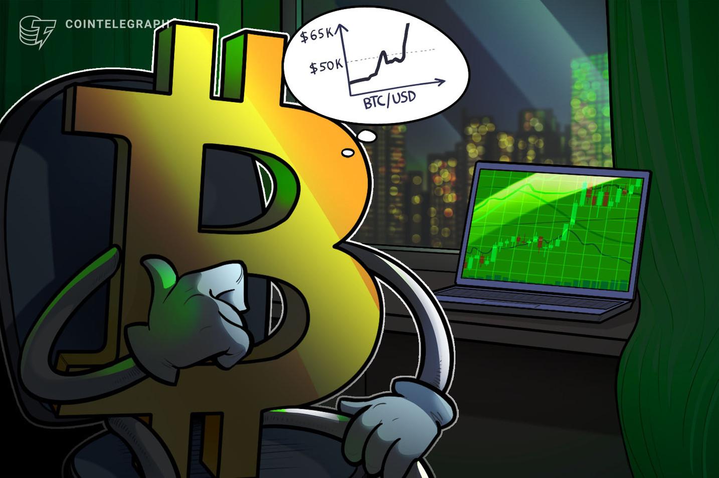 Bu göstergeye göre Bitcoin fiyatı, en az 55 bin dolar olmalı