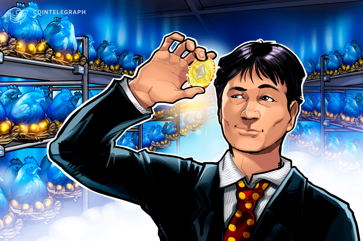 Big investors pivoting from Bitcoin to Ether futures: JPMorgan