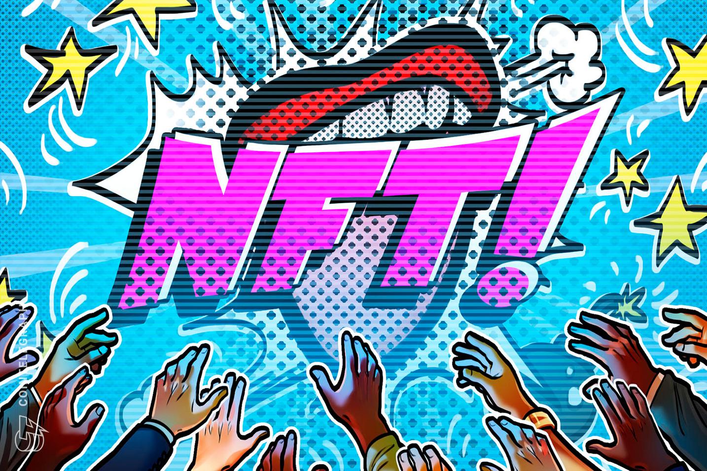 Nifty News: Nafty lanza un sitio de NFT eróticos, un DJ holandés está construyendo un NFT físico, y más