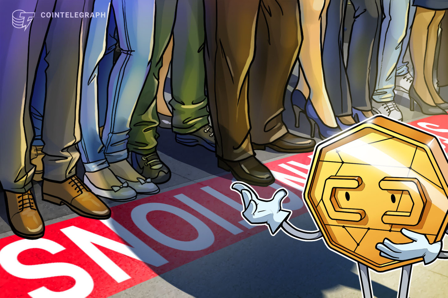 US Treasury Dept sanctions crypto OTC broker Suex for alleged role in facilitating transactions for ransomware attacks