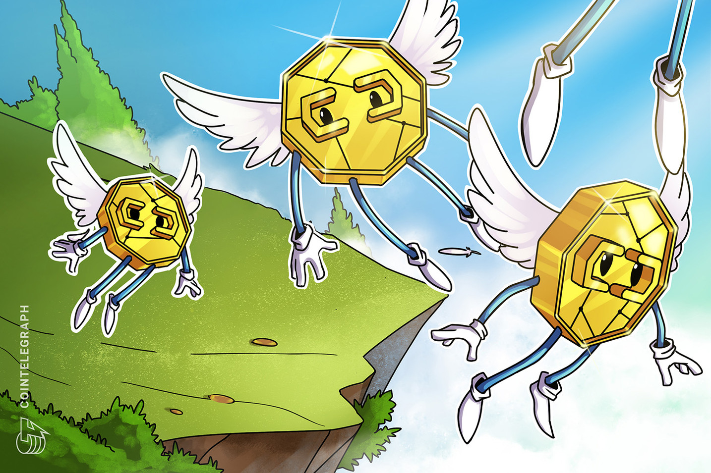 Governance proposals and layer-two launches provide a boost to altcoins