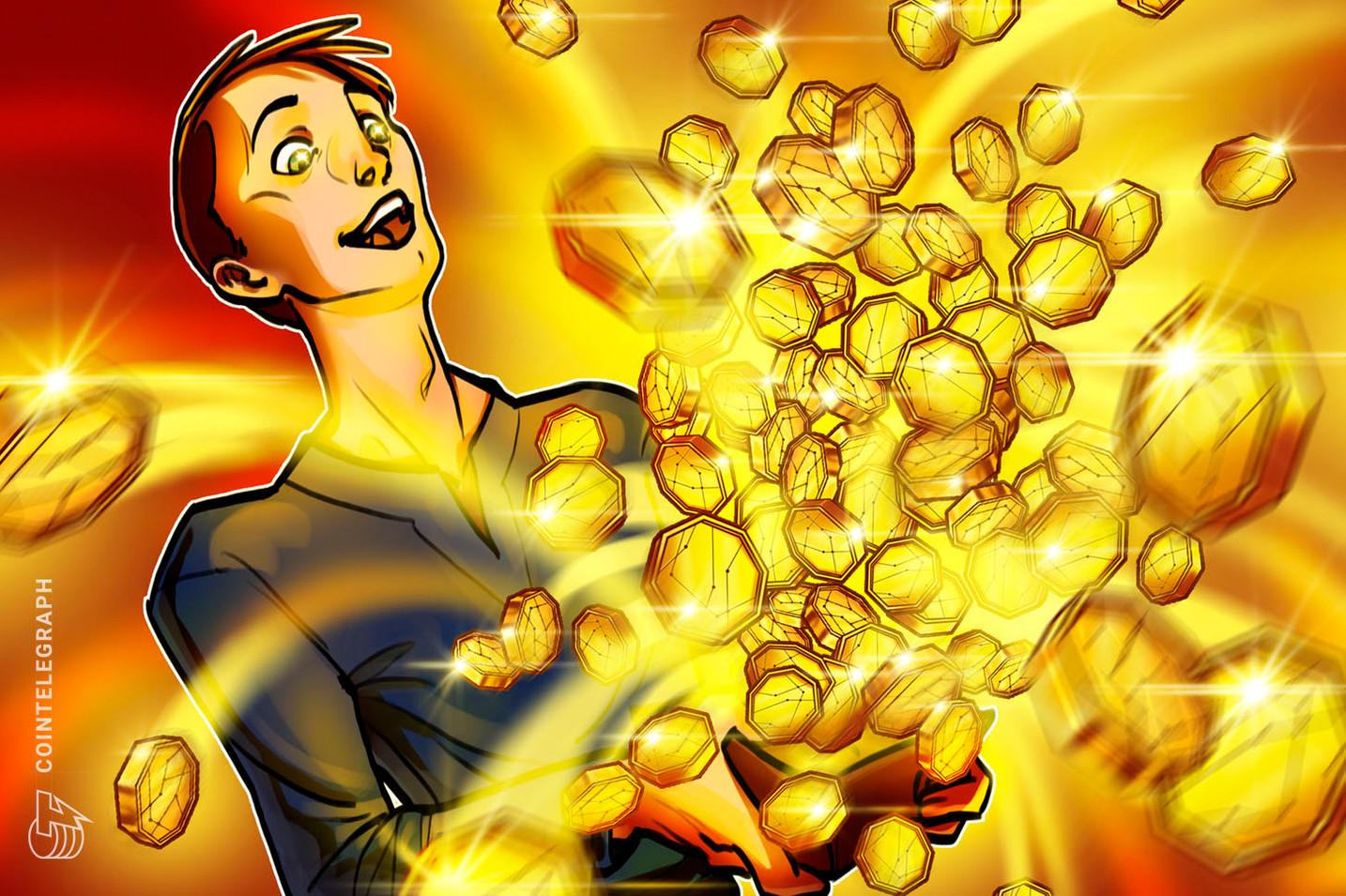 NFT-Game Axie Infinity beginnt mit Staking für Kryptowährung AXS