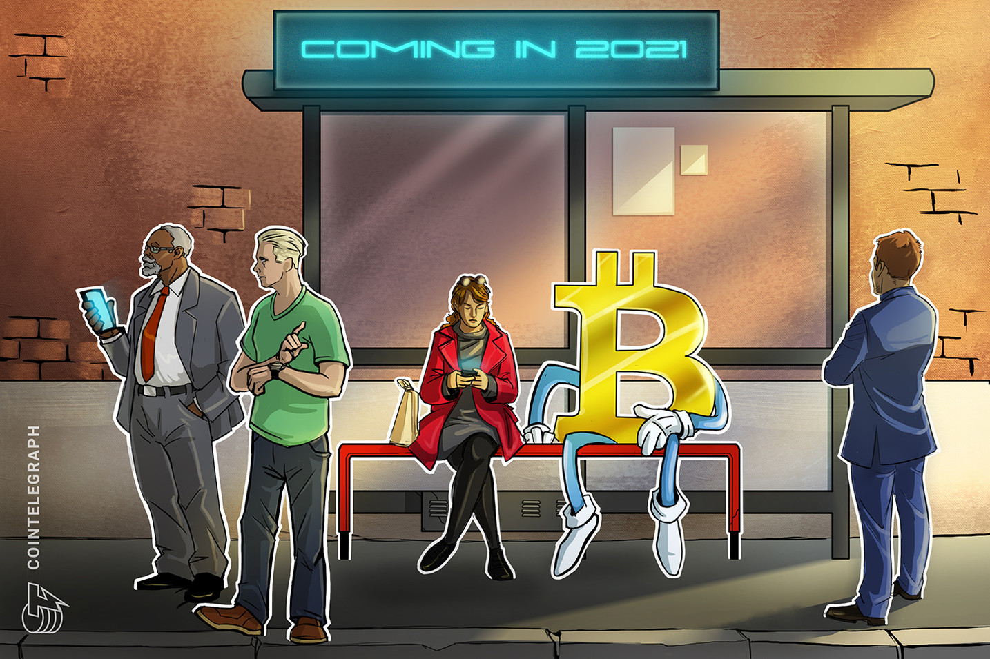 Atracción masiva: ¿Podría un ETF de futuros de Bitcoin motivar a los inversores estadounidenses?