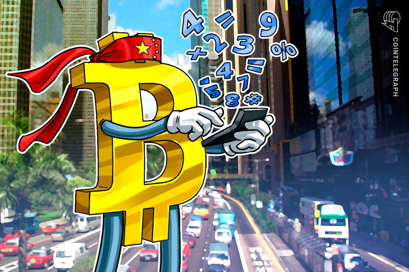 ¿Otra burbuja? Los máximos del precio de Bitcoin siguen los ciclos de la deuda china, según un nuevo estudio