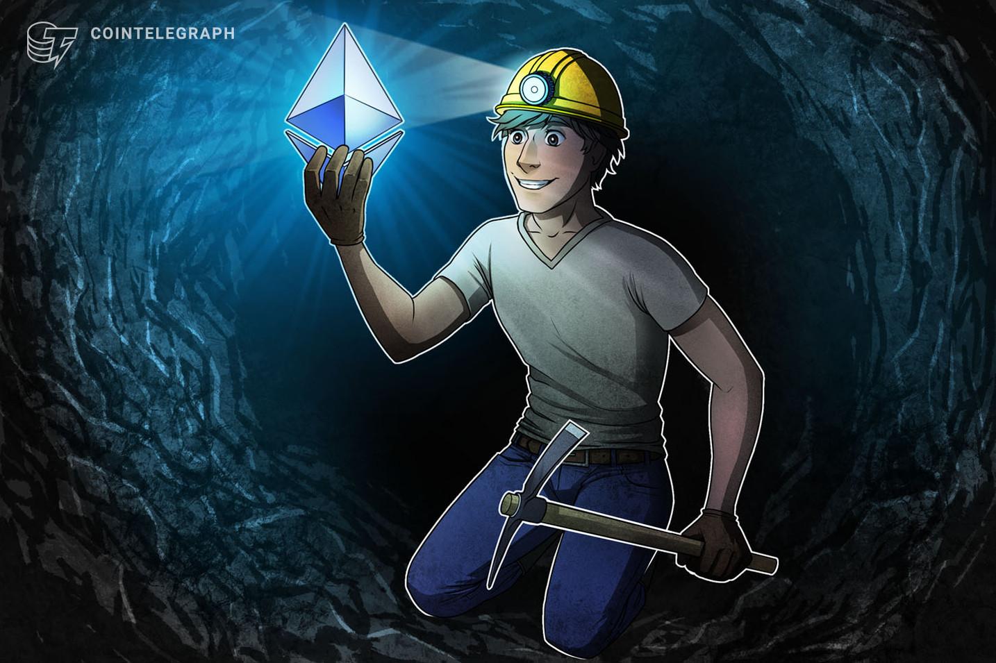 Golem rilascia un'app per il mining di ETH per PC e laptop