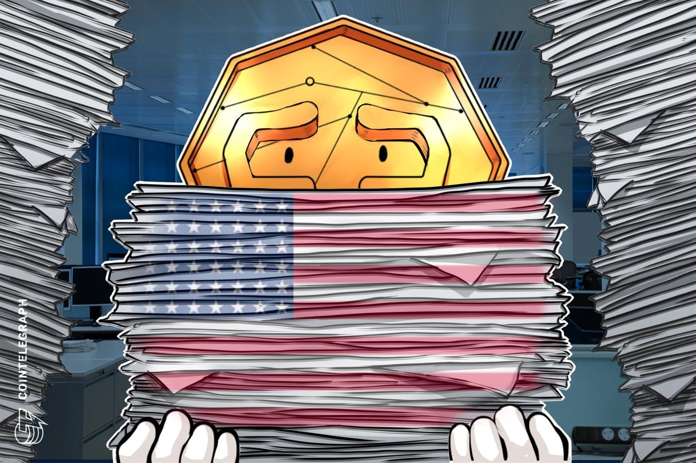 Law Decoded: Estados Unidos como teatro anatómico de la criptoregulación, 13-20 de septiembre