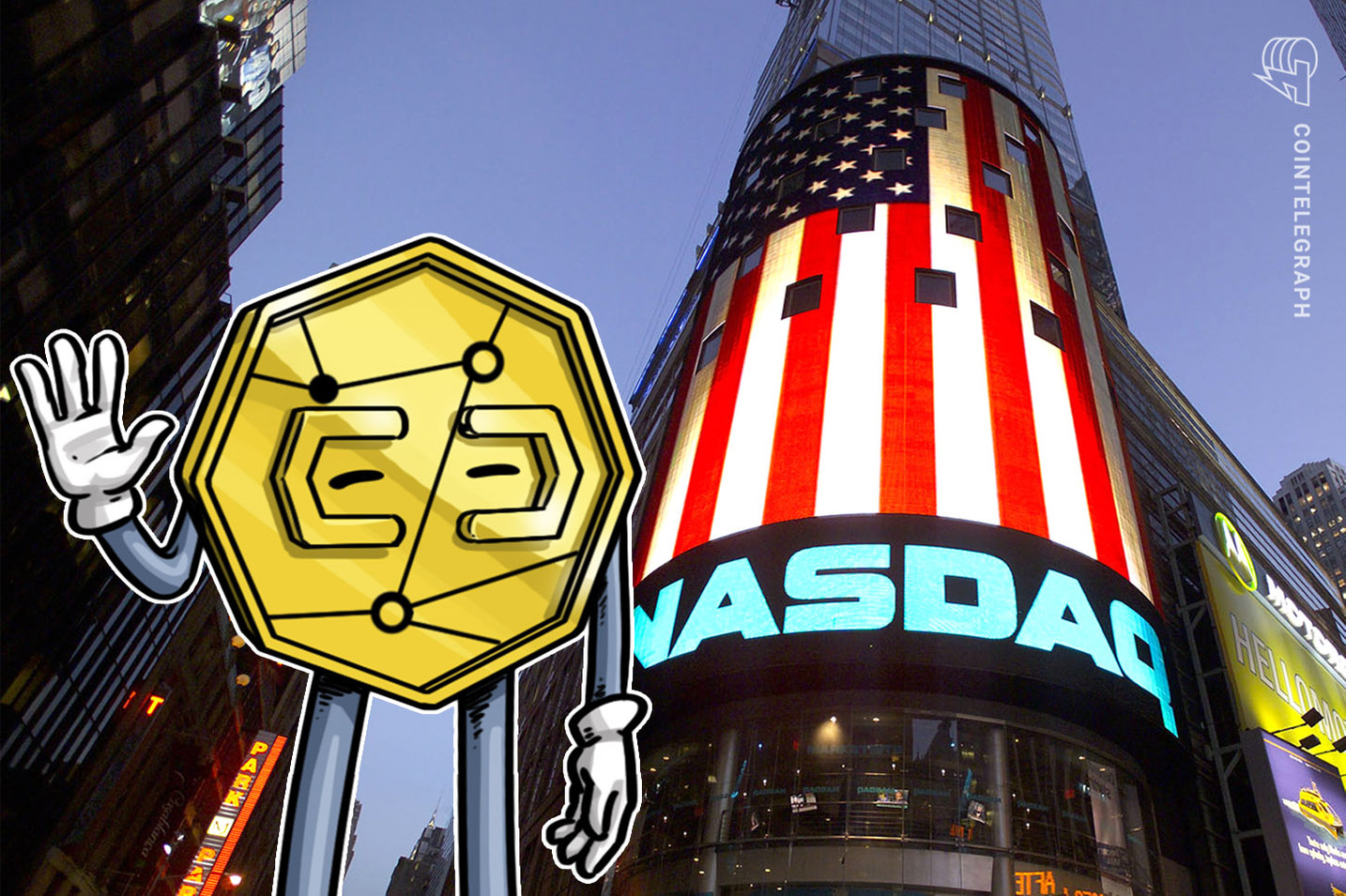 Nasdaq to provide price feeds for tokenized stock trades on DeFiChain