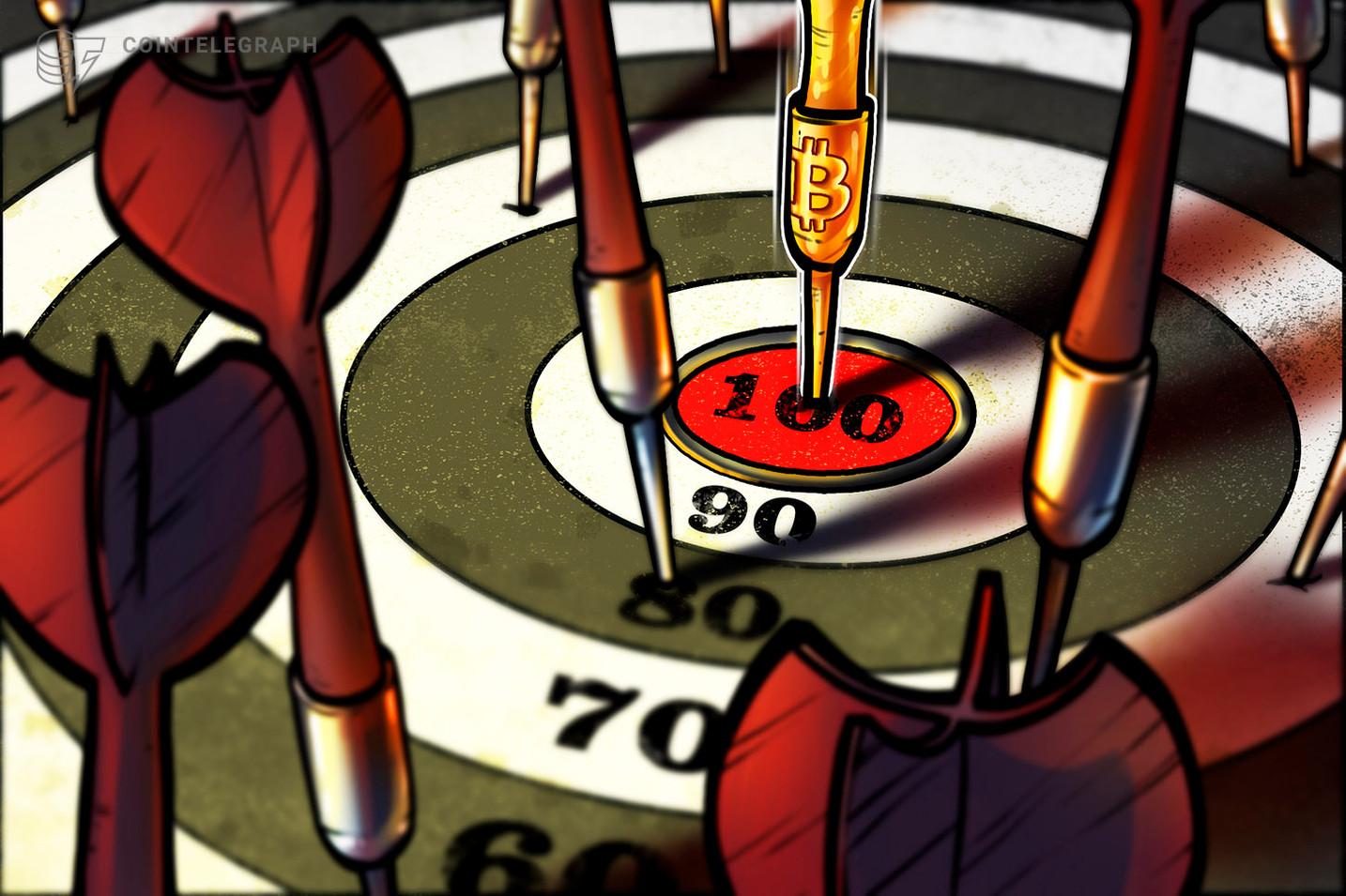 Standard Chartered: Bitcoin-Kurs bis Ende 2021 oder Anfang 2022 auf 100.000 US-Dollar