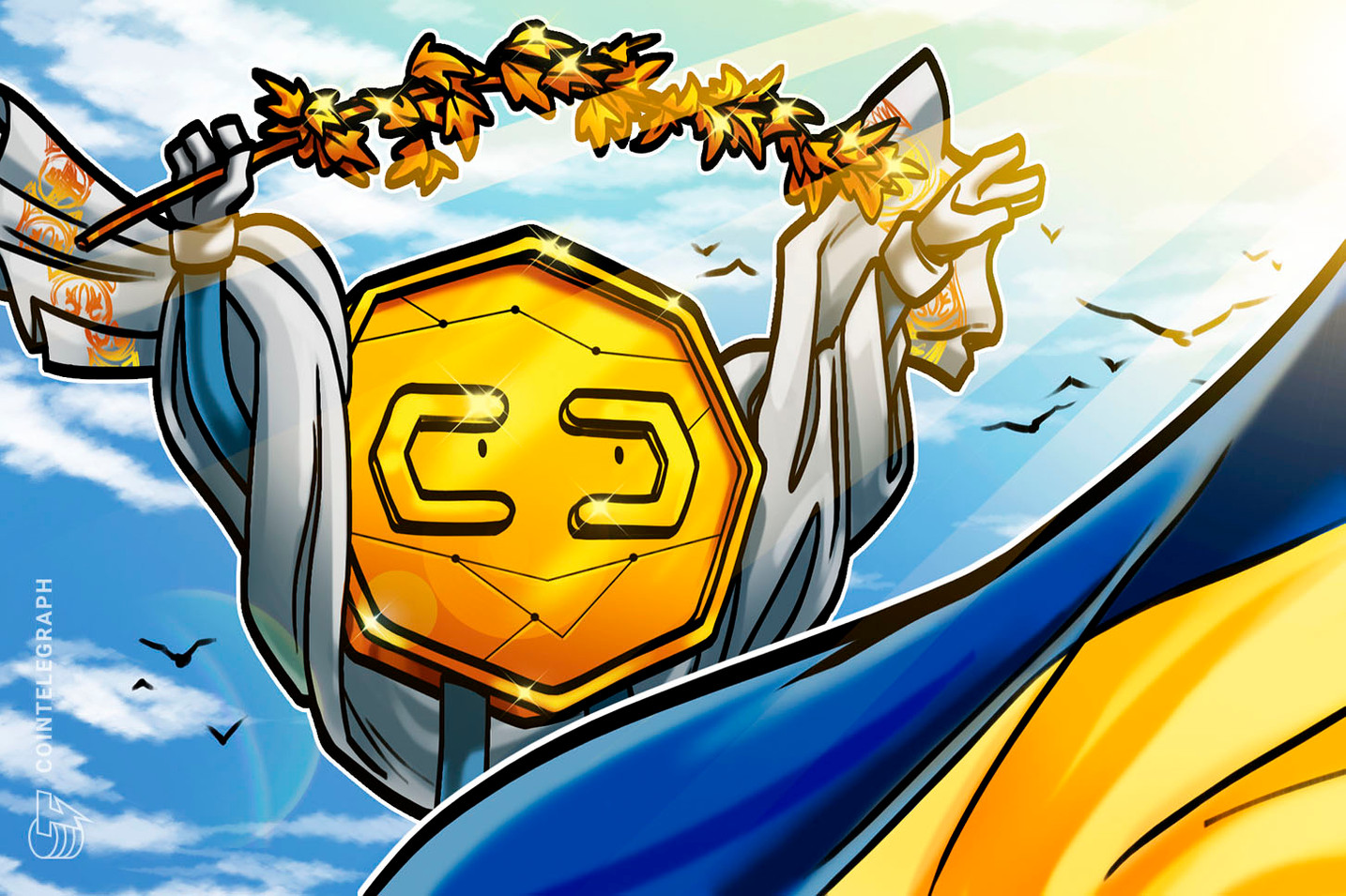 """El Banco Central de Ucrania promoverá una regulación """"justa"""" de Bitcoin"""