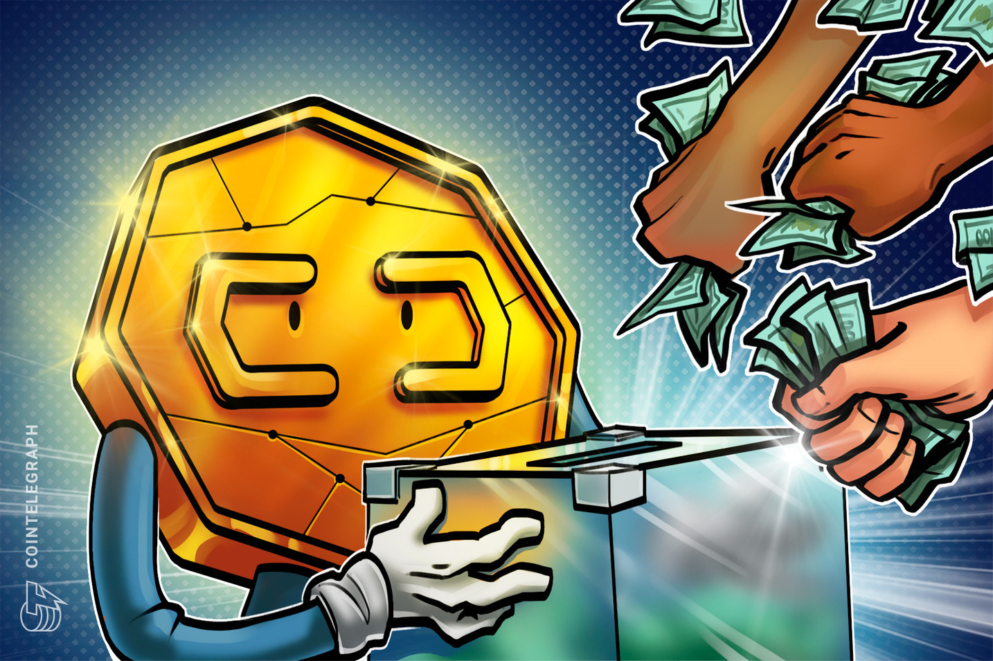 Polkadot Web3 wallet Talisman closes $2.35M seed funding round