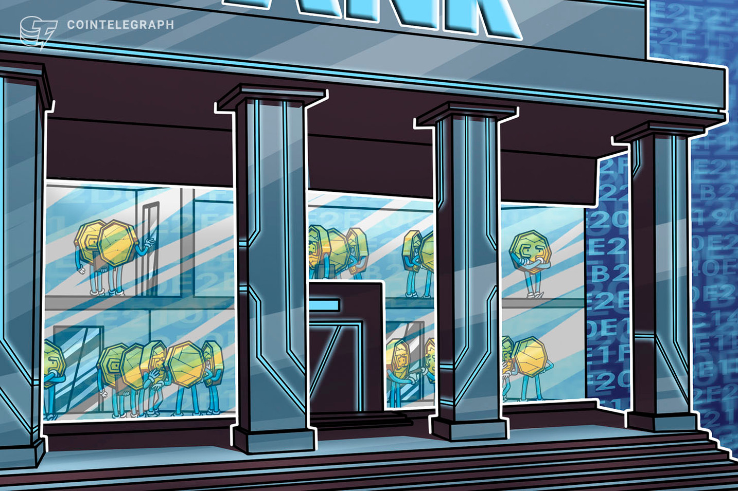 US regulators are exploring policy for banks to handle crypto, says FDIC chair