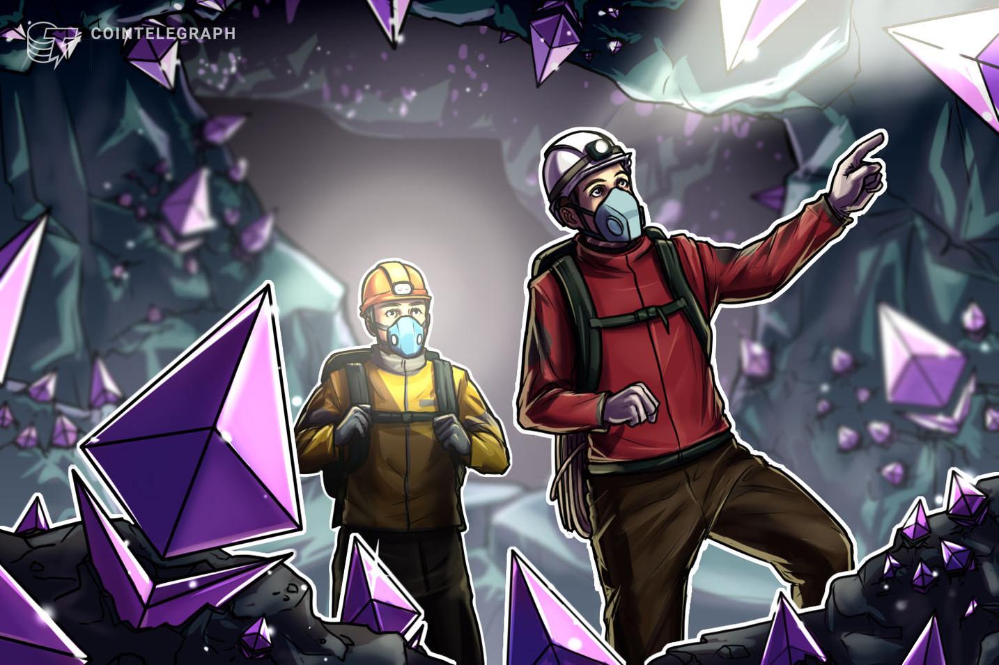 Unverkäuflich – Ethereum-Miner halten so viel ETH wie zuletzt 2016