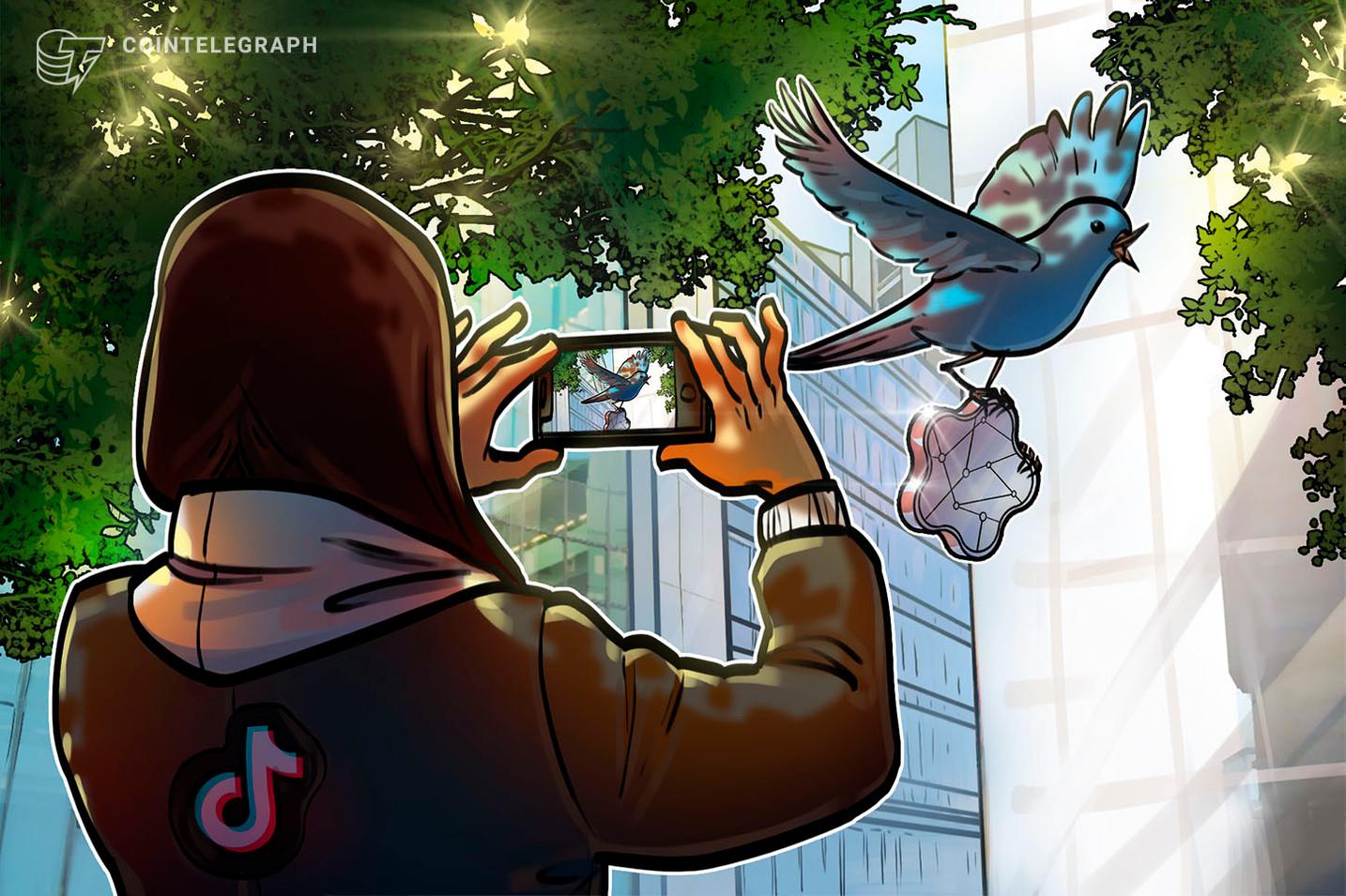 Twitter和TikTok拥抱NFT:主流采用即将到来?