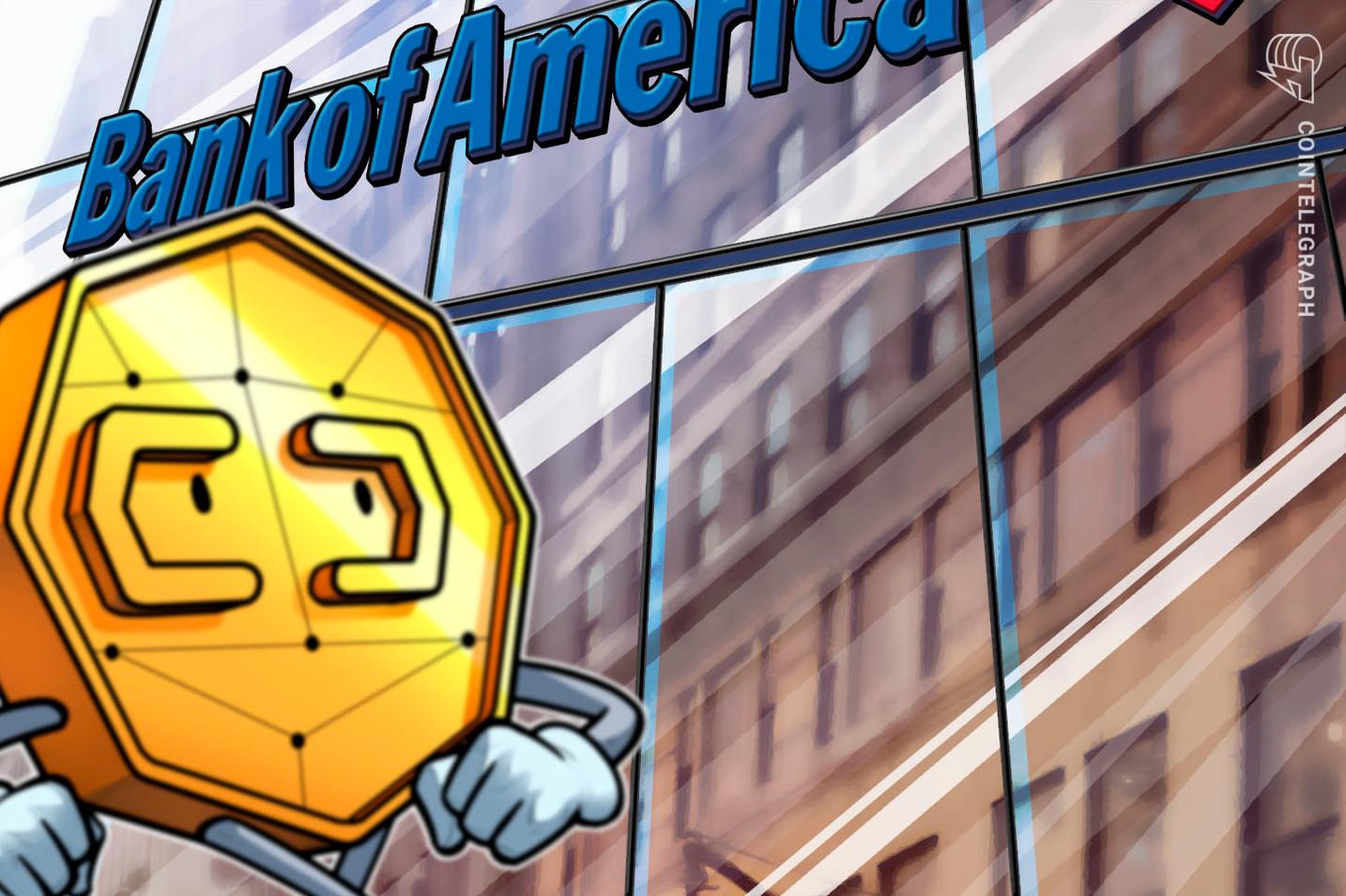 Bank of America oferece perspectiva otimista para DeFi e NFTs