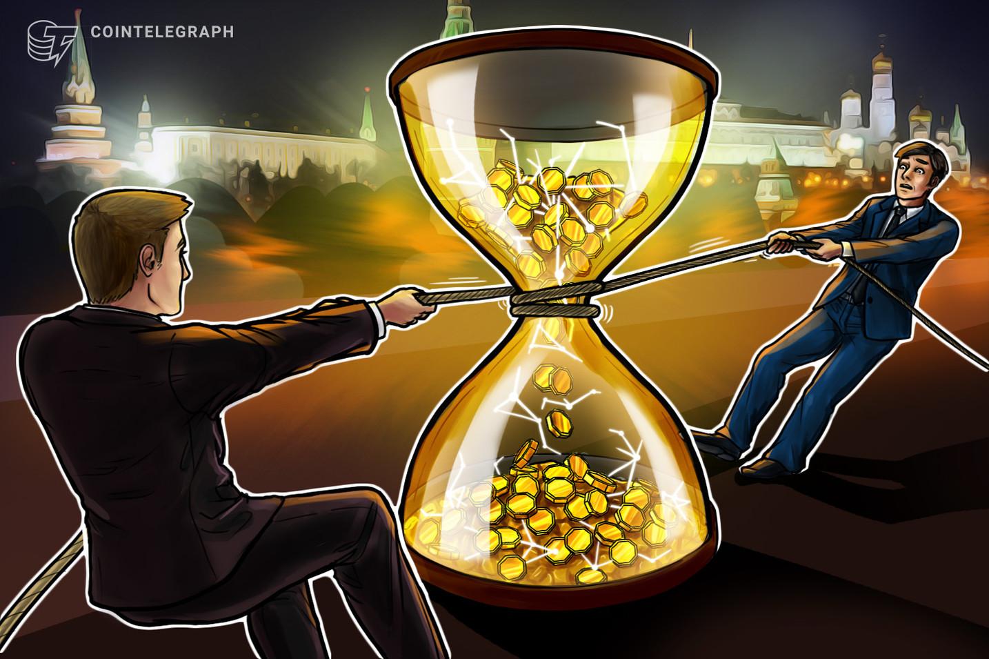 Russland will Krypto-Käufe für nicht akkreditierte Anleger einschränken