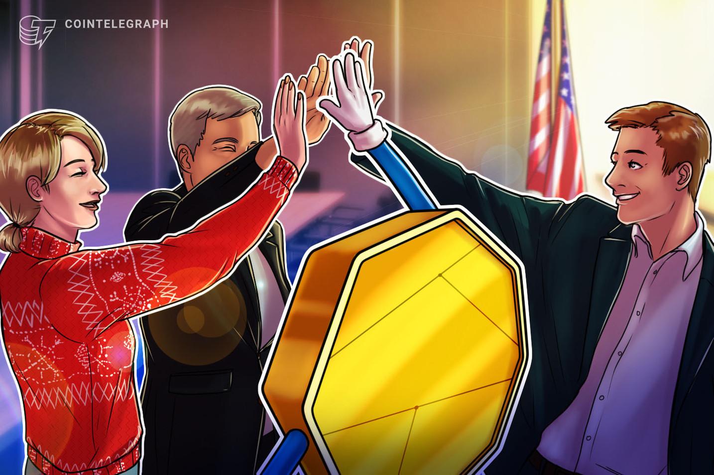 Legislatore statunitense propone un approdo sicuro per i token digitali